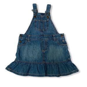 ☀️4/$30☀️ Toddler Jean Dress- 24 months